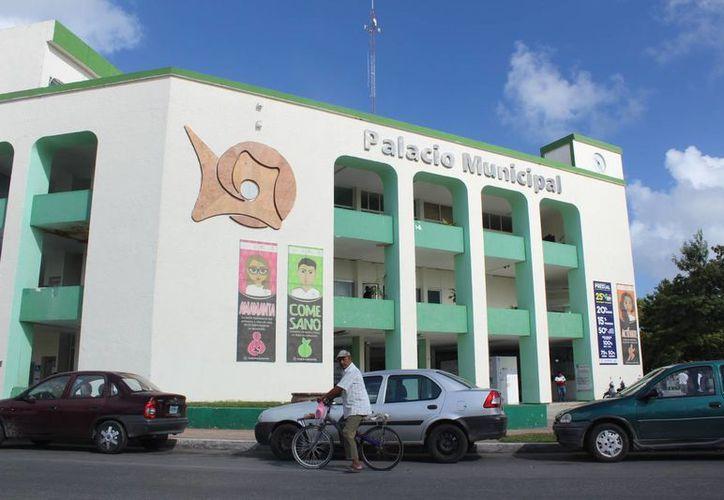 En 2017 los municipios de Quintana Roo ejercerán un presupuesto global por más de ocho mil millones de pesos. (Foto: Eddy Bonilla)