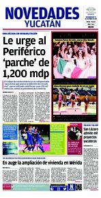 Le urge al Periférico 'parche' de 1,200 mdp