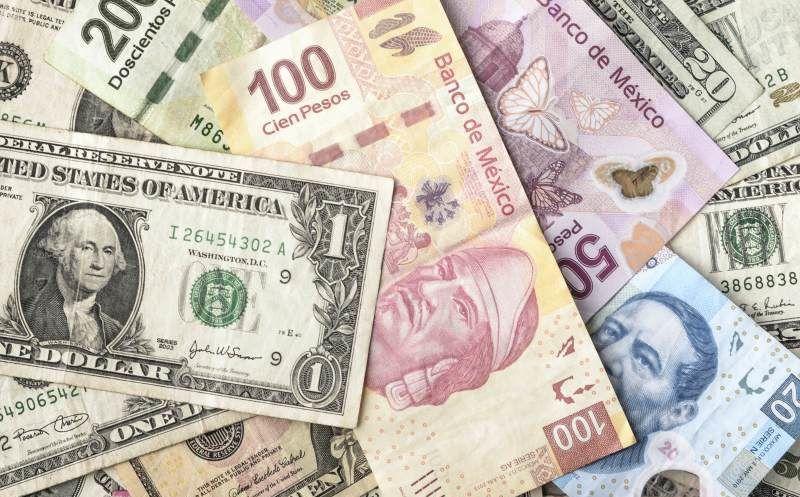 El Tipo De Cambio Interbancario Se Ubica En 20 23 Pesos Por Dólar Expansión