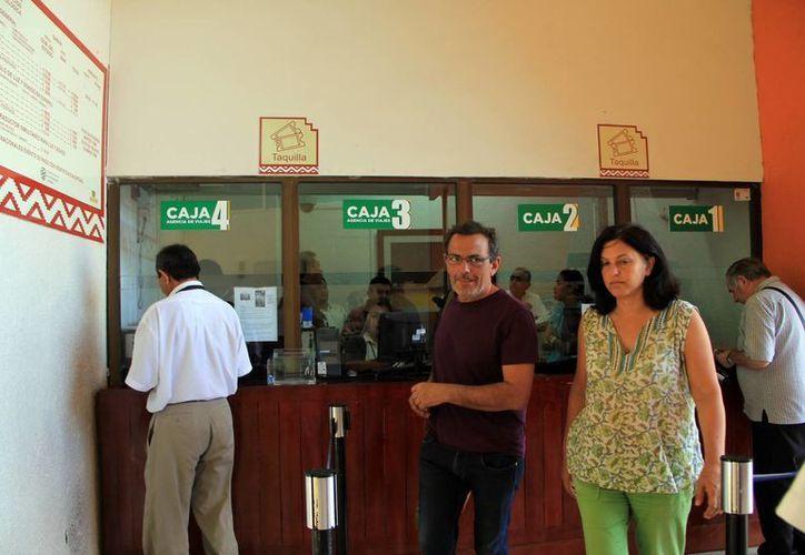 Sector turístico apuesta por mejorar servicios a visitantes de las zonas arqueológicas de Yucatán. (Milenio Novedades)