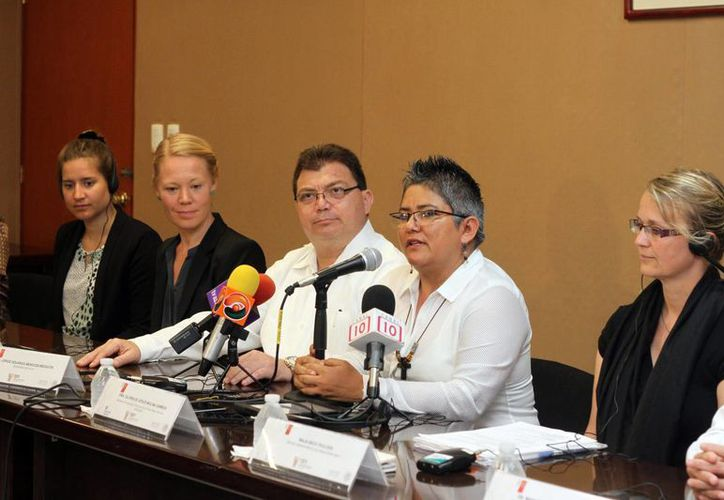 Una delegación danesa está de visita en Yucatán para aprender sobre el  nuevo Modelo Integral de Atención en Salud (MAI) en el estado de Yucatán. (Amílcar Rodríguez/Milenio Novedades)