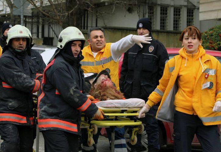Oficialmente se reporta sólo un muerto y un herido de gravedad. (SIPSE)