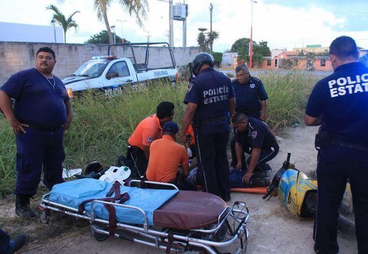 La dirección municipal de Tránsito reporta cuatro personas fallecidas, víctimas de percances automovilísticos. (Archivo/SIPSE)