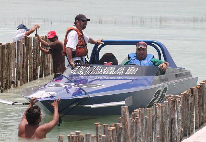 Hasta el momento, se han inscrito oficialmente 45 embarcaciones. (Carlos Horta/SIPSE)
