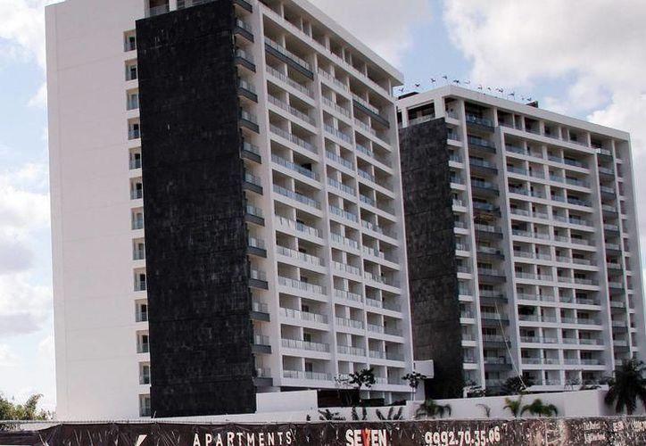 """El sector inmobiliario ha registrado un """"boom"""" en la capital yucateca en los últimos años. (Milenio Novedades)"""