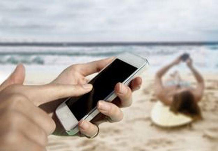 El objetivo de la aplicación es que no te excedas y no padezcas enfermedades como el cáncer de piel. (Foto: Contexto/Internet).