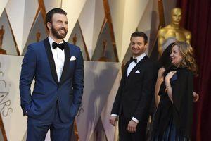 Brillan en la alfombra roja de los Premios Oscar 2017