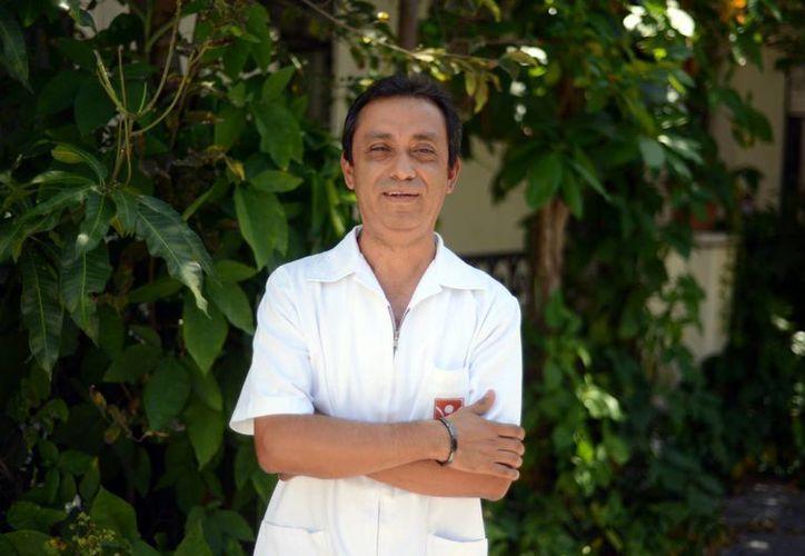 La labor en el CIJ enriqueció la vida de  Víctor Roa Muñoz desde hace 25 años. (Milenio Novedades)