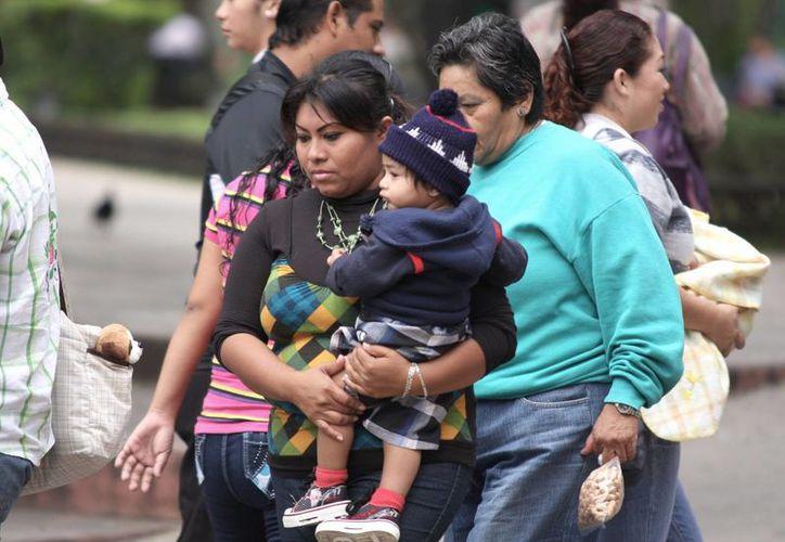 Para el próximo lunes se anticipan temperaturas mínimas de 14 a 18 grados para la mayor parte de Yucatán. (SIPSE)