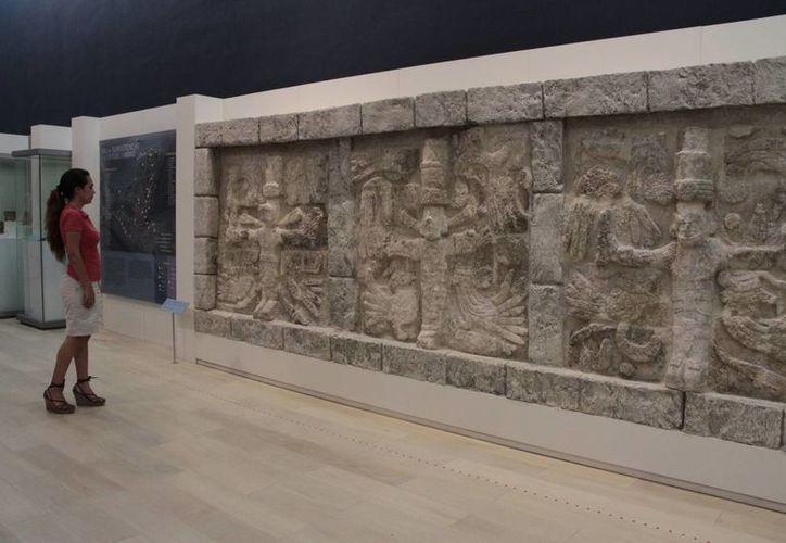 El Museo Maya de Cancún adelantó los festejos por el Día del Niño. (Tomás Álvarez/SIPSE)