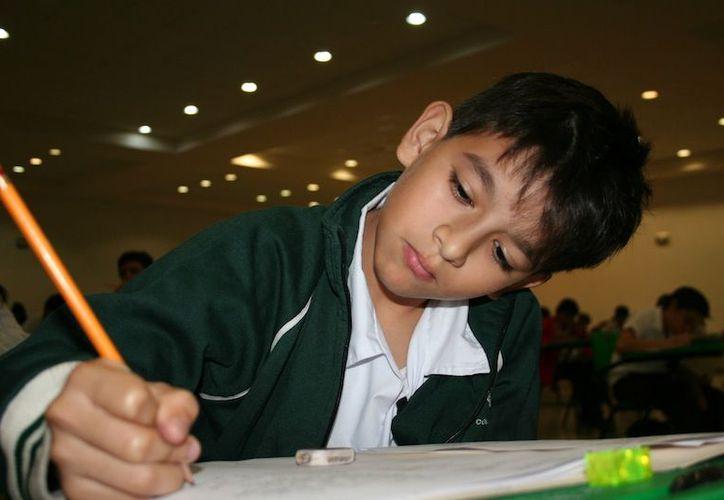 Los alumnos seleccionados llevan una preparación especial para el concurso.  (Imagen ilustrativa de la Segey)