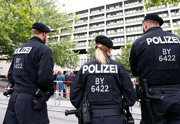 El ataque ocurrió en un autobús en marcha en Alemania. (RT)