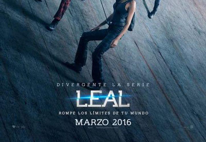 Las dos últimas entregas de la saga de Divergente llegan a los cines de EU el 18 de marzo de 2016 y el 24 de marzo de 2017. (Facebook Divergent Series)