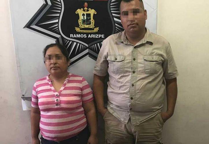 Los detenidos fueron puestos a disposición del Ministerio Público. (Excelsior)