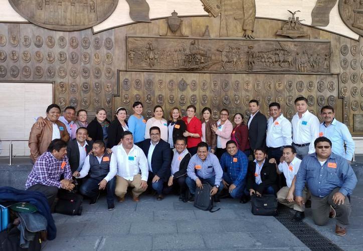 Los presidentes de la Asociación de Municipios por Yucatán (Ampyac), y de la Federación Nacional de Municipios de México (Fenamm), expusieron cómo les afecta el recorte en las participaciones federales y estatales.