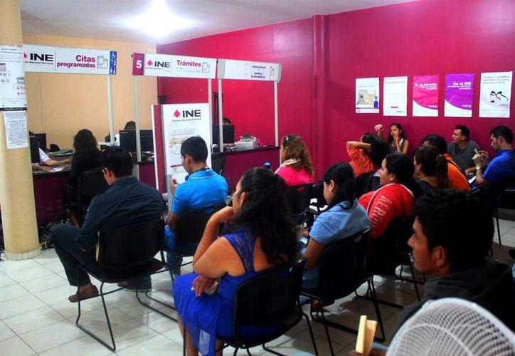 Durante el 2013, cuando se detectaron 957 casos irregulares. (Daniel Pacheco/ SIPSE)