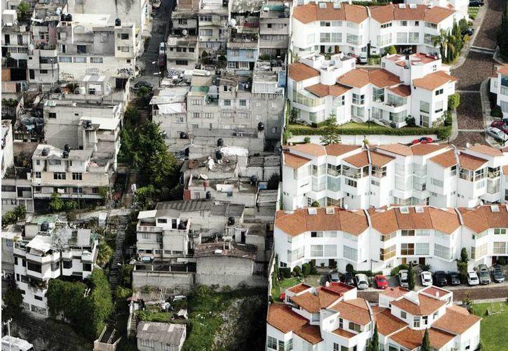 La desigualdad entre las clases sociales es evidente en México, señala la OCDE. (Oscar Ruíz/ Publicis)