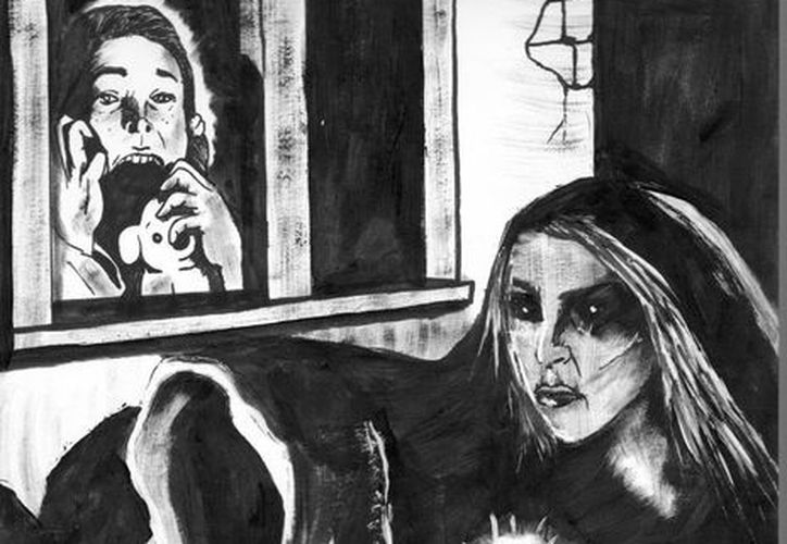 La esposa decía que incluso por la ventana veía el alma en pena de Lucía. (Jorge Moreno/SIPSE)