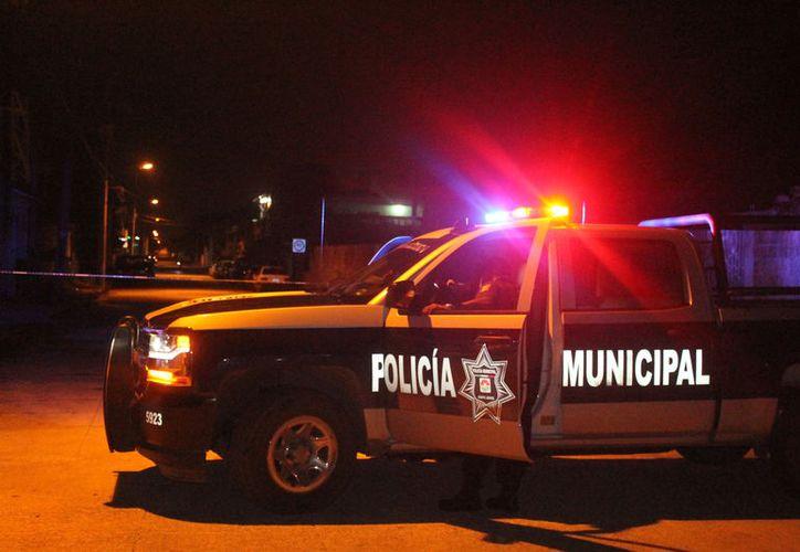 Elementos de la Policía Federal llegaron como primer respondiente.  (Redacción/SIPSE)