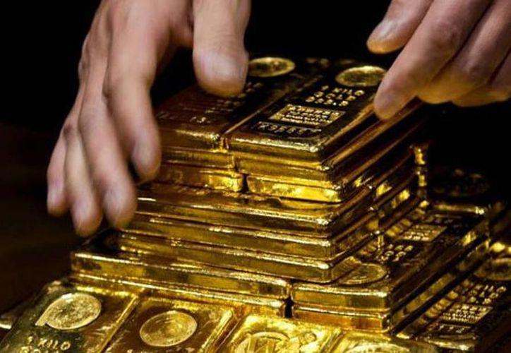 El segundo mayor consumidor de oro del mundo es China. (Archivo/AP)