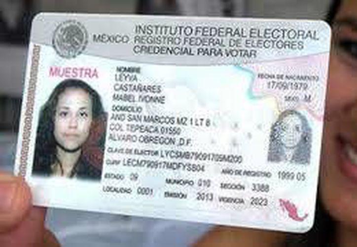 Yucatecos viven en Estados Unidos podrán tramitar su credencial del INE desde  cualquier parte del mundo. (laopinion.com)
