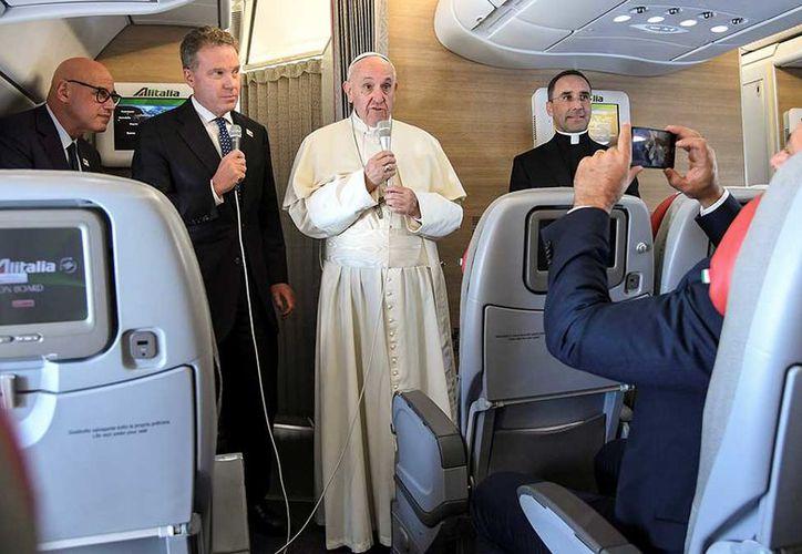 Es el quinto viaje del Papa Francisco a un país de América Latina. (AP).