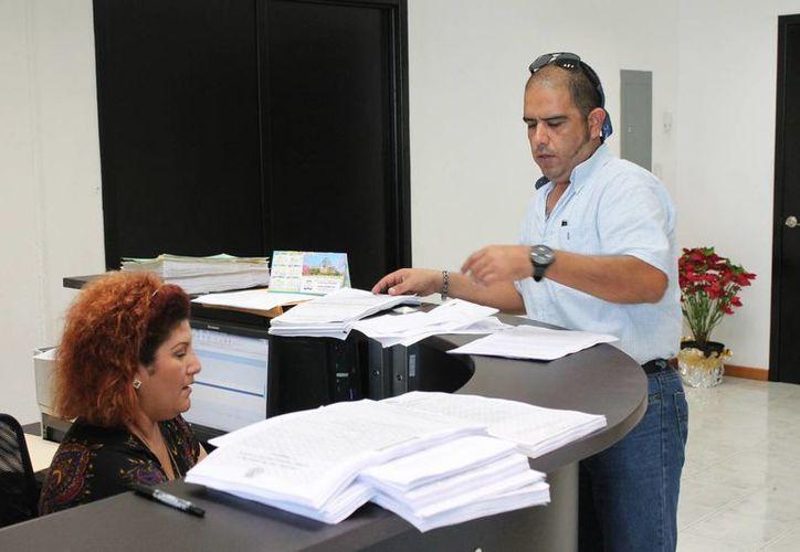 El agraviado presentó la queja ante el consejo de la judicatura. (Ernesto Neveu/SIPSE)