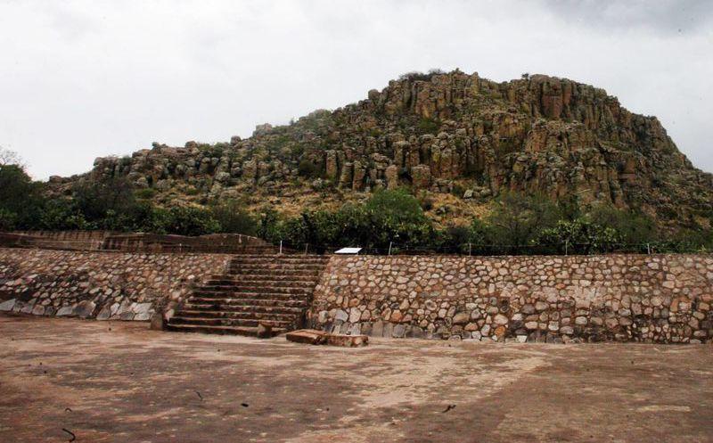 Deslumbran Vestigios De Zona Arqueológica De Cóporo En Guanajuato