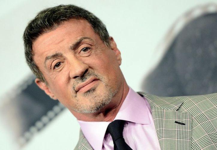 Sylvester Stallone, durante la 7ª edición del Festival Internacional de Cine de Roma, Italia. (EFE)