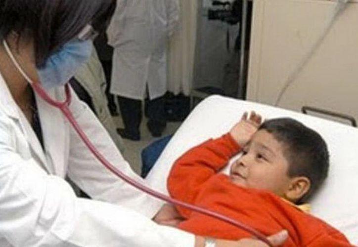 La varicela es una infección fundamentalmente infantil. (Jorge Acosta)