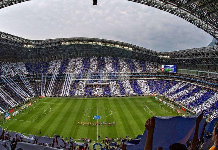 Alejandro Rodríguez espera que los Rayados disfruten su nuevo estadio. (Contexto)