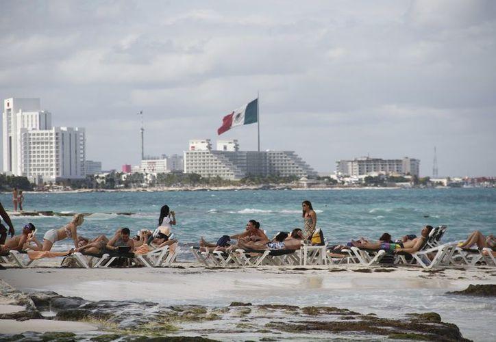 El mercado estadounidense prefiere adquirir el tiempo compartido en Cancún y Riviera Maya. (Israel Leal/SIPSE)