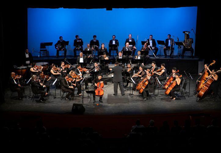 Durante la presentación se podrán apreciar 55 músicos y 75 cantantes. (Redacción)