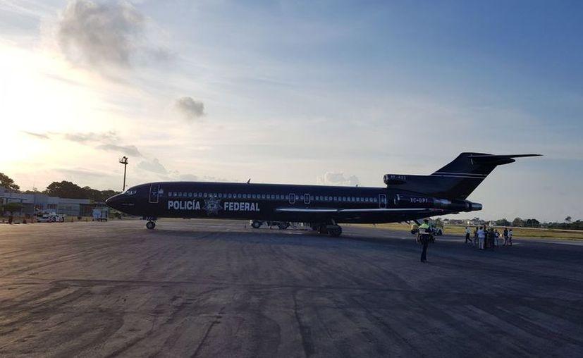 La deportación de los antillanos se da 15 días después de que tres de ellos intentaron fugarse de las instalaciones de la Estación Migratoria de Chetumal. (Foto: Joel Zamora/SIPSE).