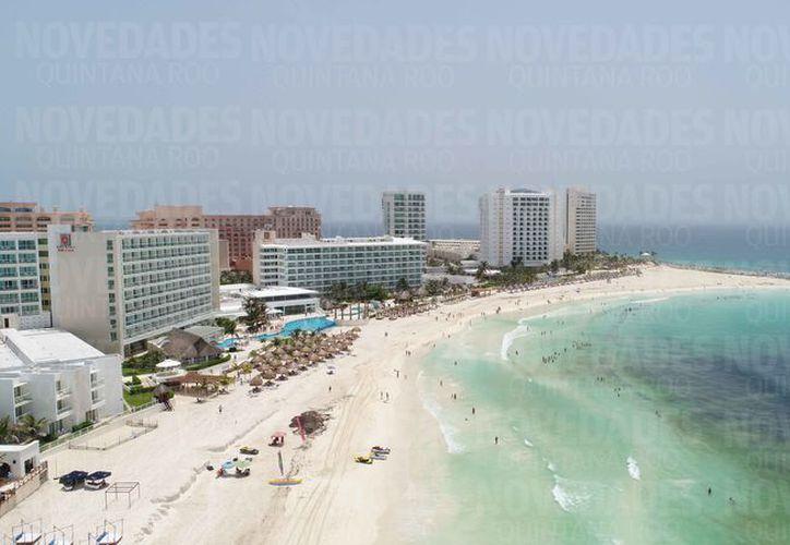 Rentas vacacionales disminuyen la ocupación hotelera en general en Cancún. (Paola Chiomante/SIPSE)