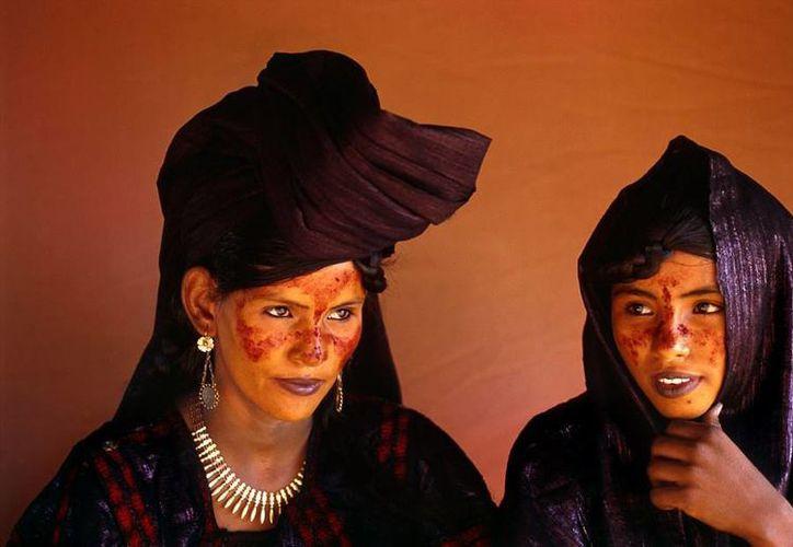 Los miembros de la tribu prefieren que las mujeres tengan el rostro descubierto para admirar su belleza. Imagen de archivo. (Frans Lemmens/Corbis)