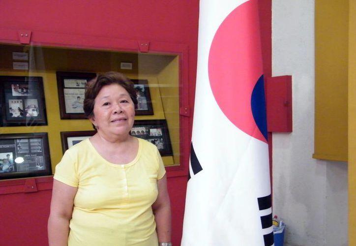 Genny Chans Song, directora del Museo de la Inmigración Coreana, comentó que estas actividades están abiertas y serán completamente gratuitas. (Milenio Novedades)