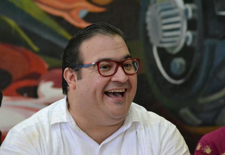 Javier Duarte permanece prófugo de la justicia desde del día que solicitó dejar la oficina de la Gubernatura de Veracruz. (Archivo/Agencias)