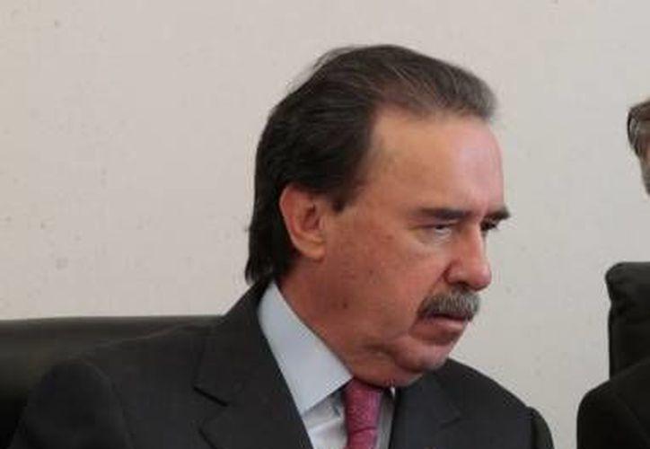 Emilio Gamboa Patrón: no habrá nada que detenga al Senado para sacar las reformas que requiere México para salir avante en materia de desarrollo económico. (Notimex/Foto de archivo)