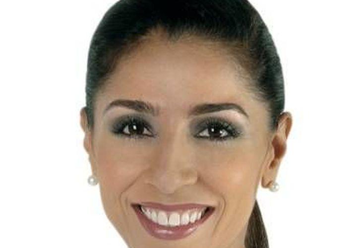 Marybel Villegas Canché, aspirante diputación. (Archivo/SIPSE)