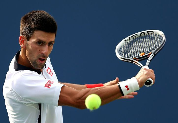Novak Djokovic es el segundo jugador de mayor ranking de la historia del torneo. (Foto: Contexto/Internet)