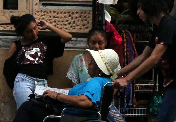 Este domingo se mantendrán las temperaturas calurosas en la mayor parte de Yucatán, de acuerdo a un reporte de la Conagua. (SIPSE)