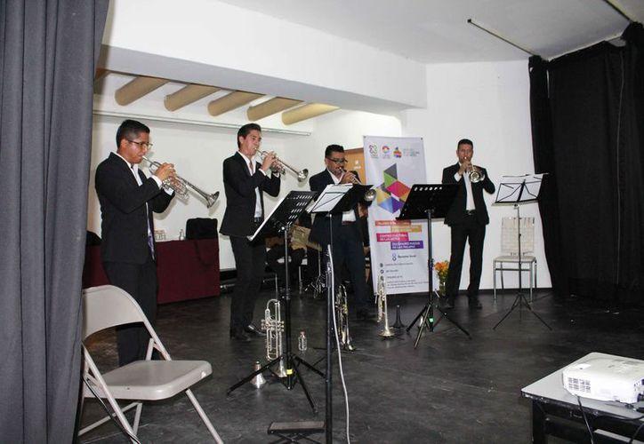 La agrupación es de la Unidad Académica de Artes de Zacatecas, conformada por músicos profesionales. (Redacción)