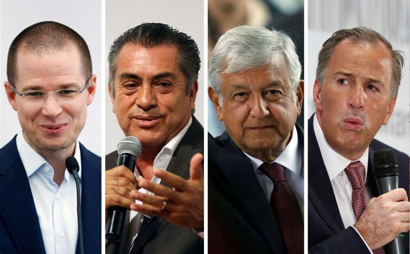 Los candidatos tendrán participación en tres bloques en un formato inédito. (Alto Nivel)