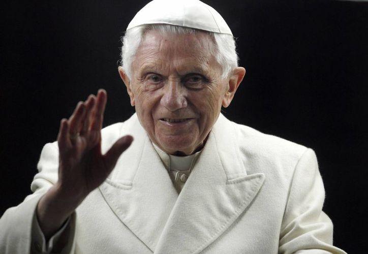 Un documento reveló el número de sacerdotes que destituyó Benedicto XVI. (Agencias)