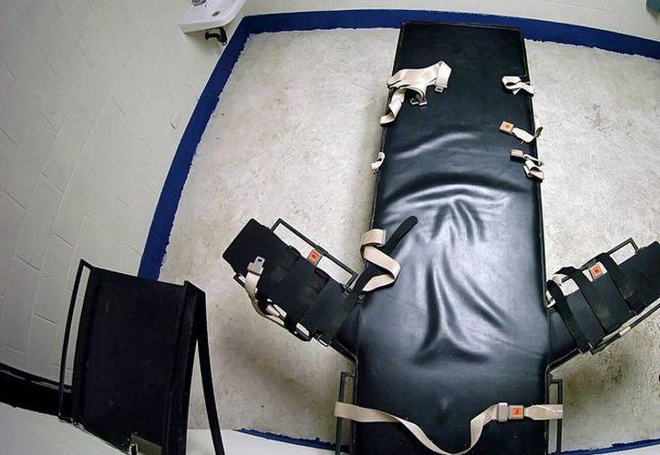 El mexicano Edgar Tamayo tiene programada su ejecución por el asesinato del policía estadunidense Guy Gaddis. (EFE)