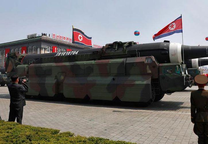 Alemania tiene la sospecha de que norcorea pudiese estar usando su base en Berlín con fines bélicos. (Foto: Contexto/Internet)