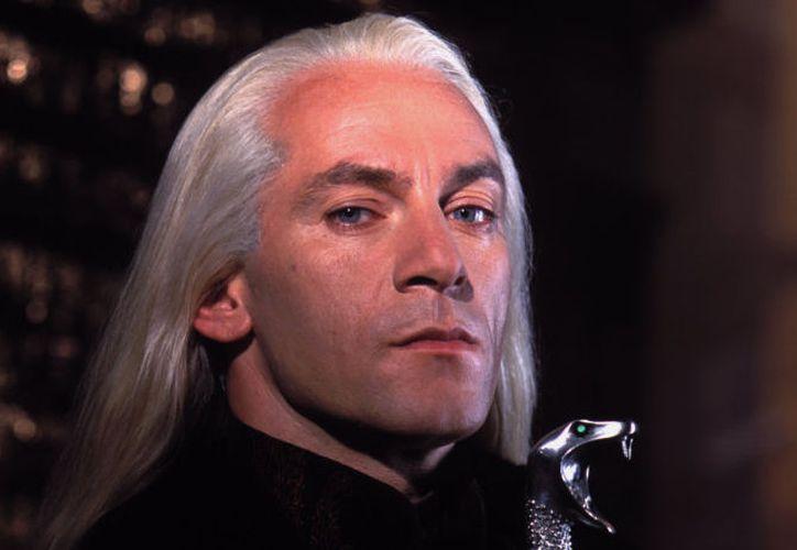 Isaacs dio vida al seguidor del Señor Oscuro, Lucius Malfoy, en la saga. (Foto: Contexto)