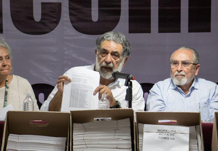 Comité Técnico del Fideicomiso tiene documentos que acreditan los depósitos de donaciones superiores a 50 mil pesos que realizaron en lo personal algunos legisladores y militantes. (Foto: Cuartoscuro)