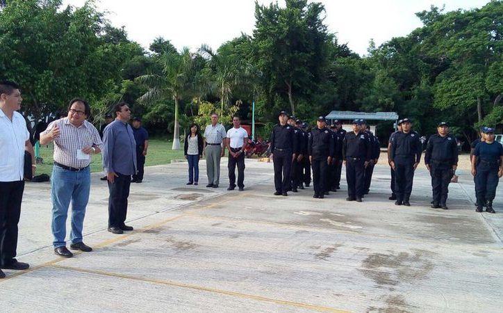 El nuevo subdirector de la Policía Municipal de Othón P. Blanco fue vinculado a los Zetas en 2011. (Claudia Martín/SIPSE)